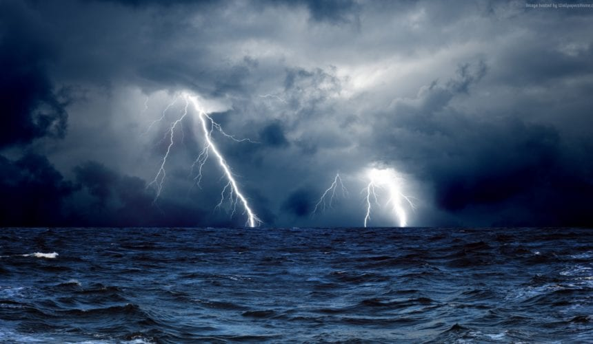 God Helps You Through the Storm